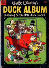 Four Color Comics (Dell - 1942) -560- Walt Disney's Duck Album
