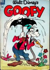 Four Color Comics (Dell - 1942) -562- Walt Disney's Goofy