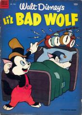 Four Color Comics (Dell - 1942) -564- Walt Disney's Li'l Bad Wolf