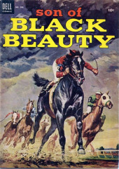 Four Color Comics (Dell - 1942) -566- Son of Black Beauty