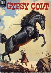 Four Color Comics (Dell - 1942) -568- M-G-M's Gypsy Colt