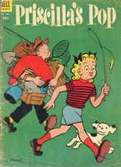 Four Color Comics (Dell - 1942) -569- Priscilla's Pop