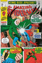 The amazing Spider-Man Vol.1 (Marvel comics - 1963) -AN07- Spider-Man Vs. the Chameleon!