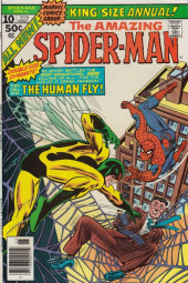 The amazing Spider-Man Vol.1 (Marvel comics - 1963) -AN10- The Human Fly