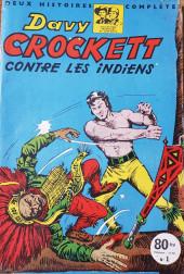 Davy Crockett (S.P.E) -1- Contre les indiens