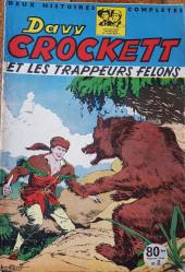 Davy Crockett (S.P.E) -2- Et les trappeurs felons