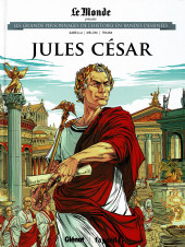 Les grands Personnages de l'Histoire en bandes dessinées -11- Jules César
