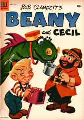 Four Color Comics (Dell - 1942) -570- Beany and Cecil