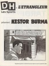 L'Étrangleur - Nestor Burma -1a- L'envahissant cadavre de la plaine Monceau