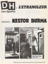 L'Étrangleur - Nestor Burma -2a- L'envahissant cadavre de la plaine Monceau (2)