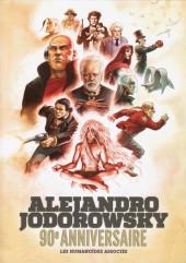 Alejandro Jodorowsky 90e anniversaire -HS- Alejandro jodorowsky 90e anniversaire