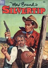 Four Color Comics (Dell - 1942) -572- Max Brand's Silvertip