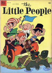Four Color Comics (Dell - 1942) -573- The Little People