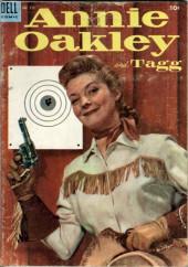 Four Color Comics (Dell - 1942) -575- Annie Oakley and Tagg