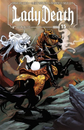 Lady Death (2010) -15- Issue 15