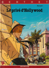 Le privé d'Hollywood - Tome 1a1986