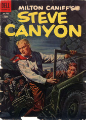 Four Color Comics (Dell - 1942) -578- Steve Canyon