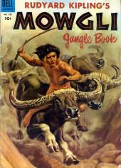Four Color Comics (Dell - 1942) -582- Rudyard Kipling's Mowgli Jungle Book