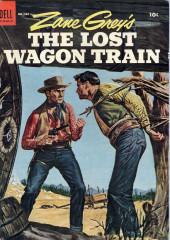 Four Color Comics (Dell - 1942) -583- Zane Grey's The Lost Wagon Train
