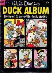 Four Color Comics (Dell - 1942) -586- Walt Disney's Duck Album