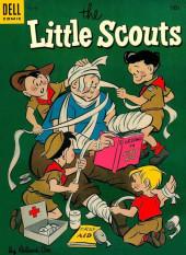 Four Color Comics (Dell - 1942) -587- The Little Scouts