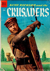 Four Color Comics (Dell - 1942) -588- King Richard And The Crusaders
