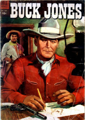 Four Color Comics (Dell - 1942) -589- Buck Jones