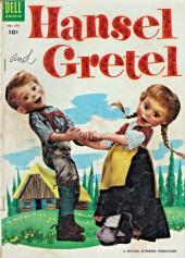 Four Color Comics (Dell - 1942) -590- Hansel and Gretel