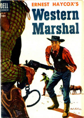 Four Color Comics (Dell - 1942) -591- Ernest Haycox's Western Marshall