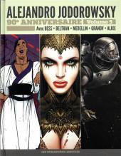 Alejandro Jodorowsky 90e anniversaire -5- Volume 5