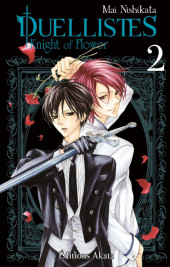 Duellistes - Knight of Flower -2- Tome 2