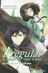 Irregular at Magic High School (The) -R02- Le Tournoi des Neuf Écoles