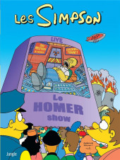 Les simpson (Jungle !) -38- Le Homer Show