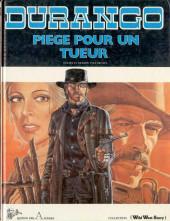 Durango -3- Piège pour un tueur