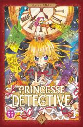 Princesse détective -5- Tome 5