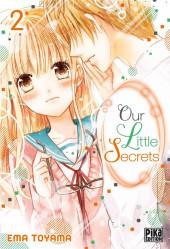 Our Little Secrets -2- Tome 2
