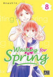 Waiting for spring -8- Tome 8