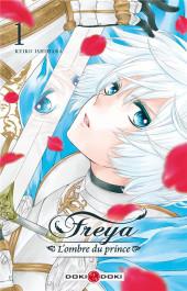 Freya - L'ombre du prince -1- Tome 1