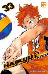 Haikyu !! Les As du Volley -33- Tome 33