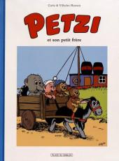Petzi (Place du Sablon) -6- Petzi et son petit frère