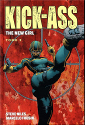Couverture de Kick-Ass - The New Girl -2- Tome 2