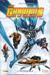 Les gardiens de la Galaxie (L'Intégrale) -5- 1992