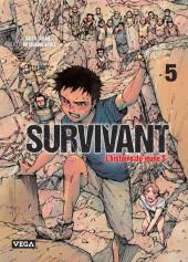 Survivant - L'histoire du jeune S -5- Tome 5