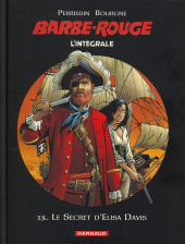 Barbe-Rouge (L'intégrale - Nouvelle édition) -13- Le secret d'Elisa Davis