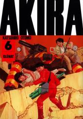 Akira (Glénat en N&B) -6a- Kaneda