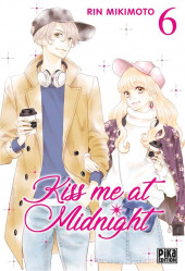 Kiss me at Midnight -6- Tome 6