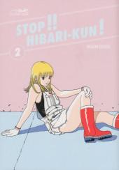 Stop !! Hibari-kun ! -2- Tome 2