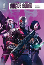 Suicide Squad Rebirth -7- Constriction