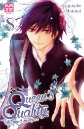 Queen's Quality - The mind sweeper -8- Tome 8