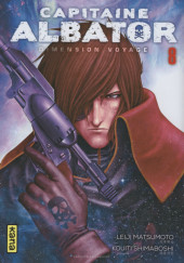 Capitaine Albator - Dimension voyage -8- Tome 8